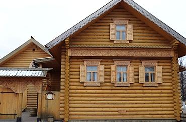 Семенов. Дом Семена Ложкаря
