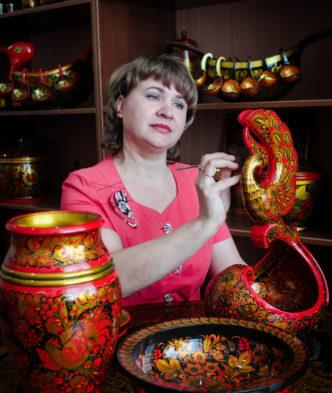 Белова Ольга Сергеевна
