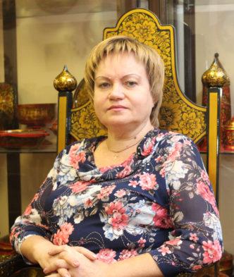 Елистратенко Татьяна Николаевна