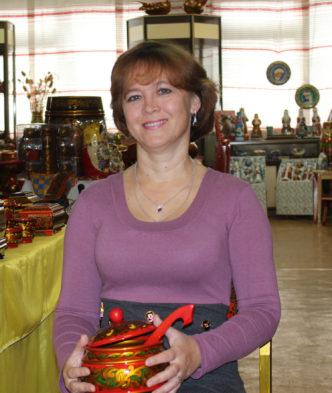 Хорева Ирина Николаевна