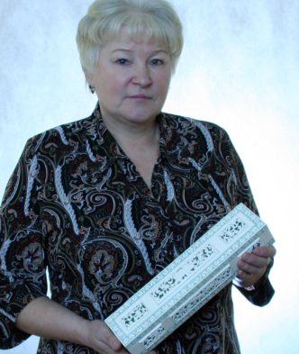 Кучумова Татьяна Дмитриевна