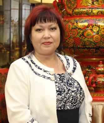 Малышева Луиза Михайловна
