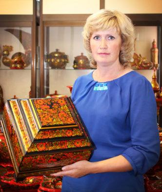 Меньшова Светлана Николаевна