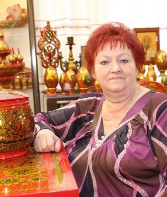 Ильина Вероника Ивановна