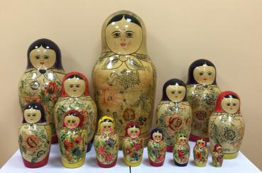 Музей матрешки, г. Семенов