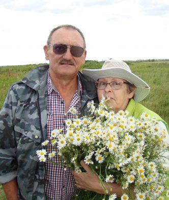 Цушко Александр и Людмила